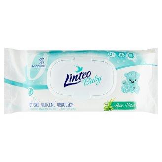 Linteo Baby Wet Baby Wipes 80 pcs