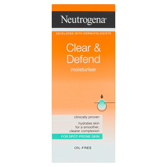 Neutrogena Visibly Clear Spot Proofing Oil-Free Moisturiser 50 ml