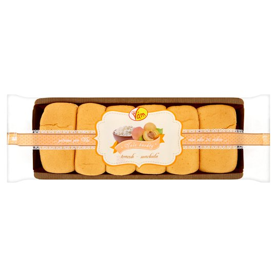 Vamex Your Cakes Cottage Cheese - Apricot 300 g