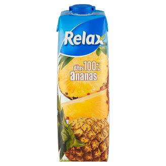 Relax Džús 100% ananás 1 l