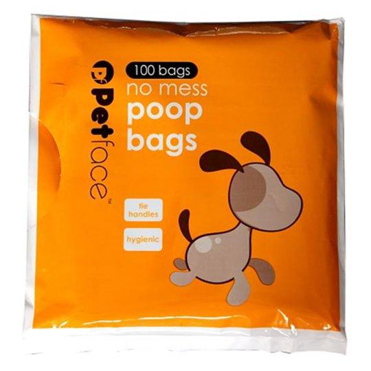 Petface Poop Bags 100 pcs