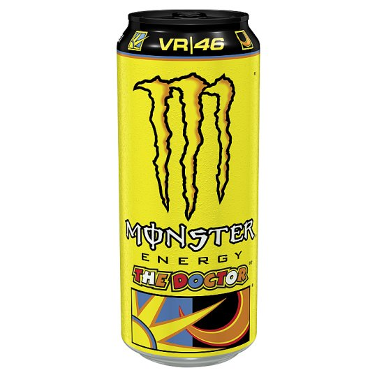 Monster Energy The Doctor sýtený energetický nápoj 500 ml