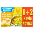 Kucharek Chicken Broth 8 pcs 80 g