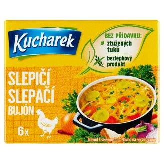 Kucharek Slepačí bujón 8 ks 80 g