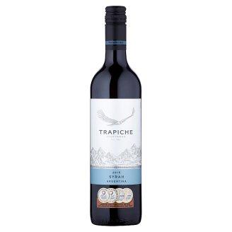 Trapiche Syrah červené víno suché 750 ml