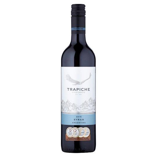 Trapiche Syrah Red Dry Wine 750 ml