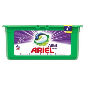 Ariel 3 v 1 Pods Lavender Gélové Kapsuly Na Pranie, 28 Praní