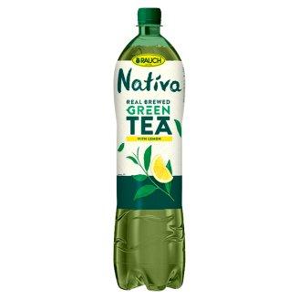 Rauch Nativa Zelený čaj citrón 1,5 l