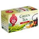 TEEKANNE Green Tea Opuncia, 20 Tea Bags, 35 g