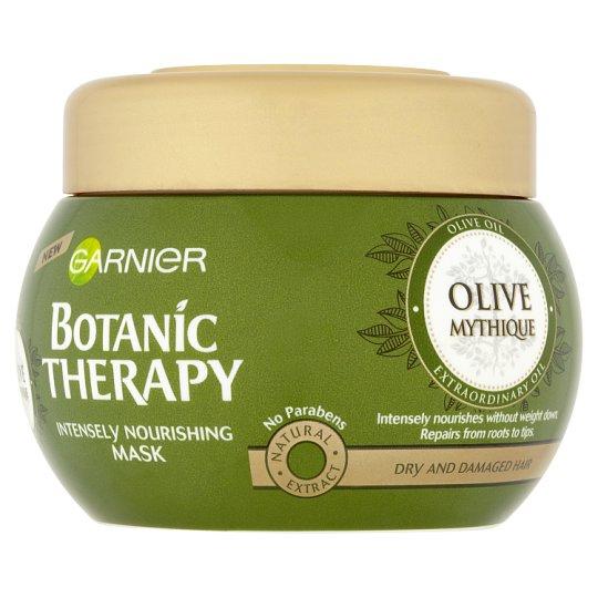 Garnier Botanic Therapy Olive Mythique maska na suché a poškodené vlasy 300 ml