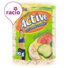 Bona Vita Active Celozrnné chlebíčky pšenično-ražné 90 g