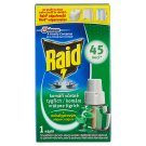 Raid Electric Vaporizer with Fluid Charge of Eucalyptus-Refill 27 ml