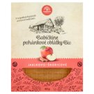 Happylife Grandma's Organic Buckwheat Apple-Cinnamon Wafers 60 g