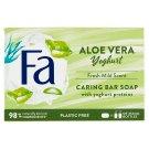 Fa tuhé mydlo Yoghurt Aloe Vera 90 g