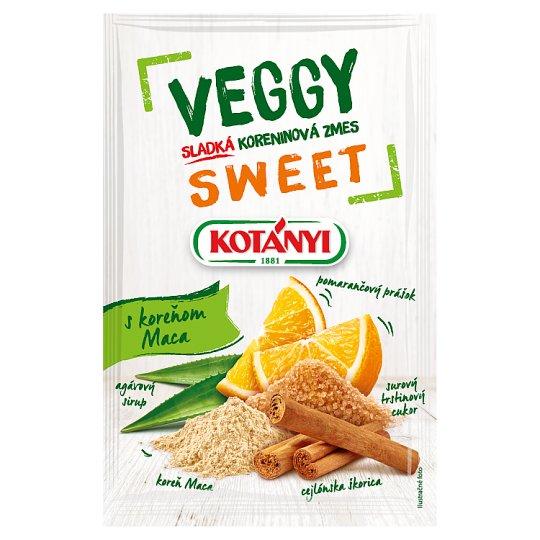 Kotányi VEGGY Sweet sladká koreninová zmes 25 g