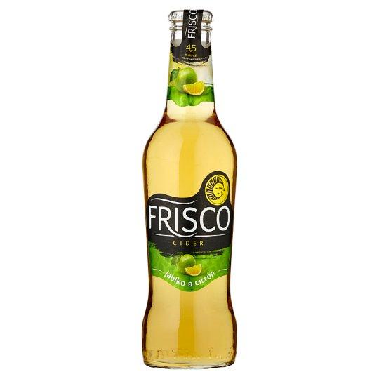 Frisco Cider Apple and Lemon 330 ml