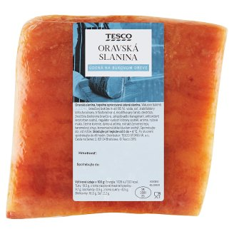 Tesco Oravská slanina