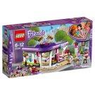 LEGO FRIENDS Emma a jej umelecká kaviareň 41336