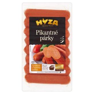 Hyza Pikantné párky 300 g