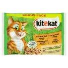 Kitekat Farming Menu Juice Complete Food for Adult Cats 4 x 100 g