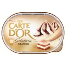 Carte d'Or Gelateria Ice Cream with Coffee Cream and Pieces of Biscuits 900 ml