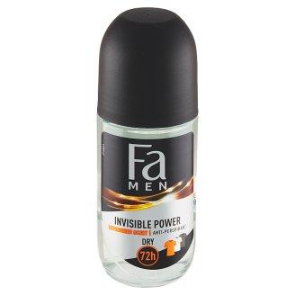 Fa Men Xtreme guľôčkový antiperspirant Invisible Power 50 ml