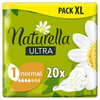 Naturella Ultra Normal Camomile Vložky 20 ks.