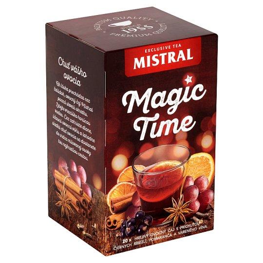 Mistral Magic Time ovocný čaj  20 x 2,5 g