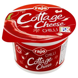 Rajo Cottage Cheese Chilli 180 g