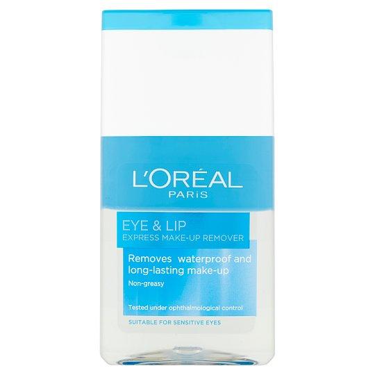 L'Oréal Paris Expresný odličovač na oči a pery 125 ml