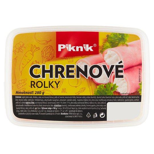 Piknik Chrenové rolky 280 g