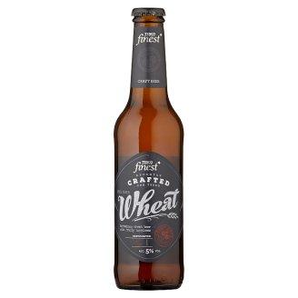 Tesco Finest Svetlé špeciálne pšeničné pivo nefiltrované 330 ml