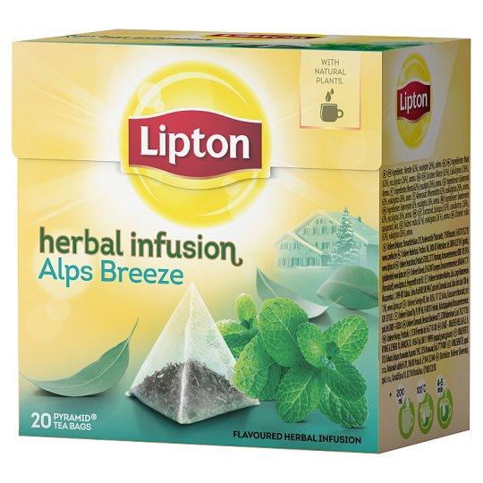 Lipton Alps Breeze 20 vrecúšok