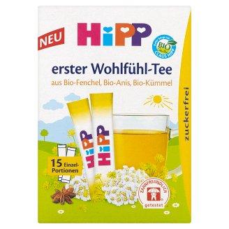 HiPP Bio Prvý bylinkový čaj - rozpustný 15 x 0,36 g