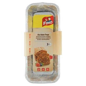 Fino Alu Bake Trays 3 pcs