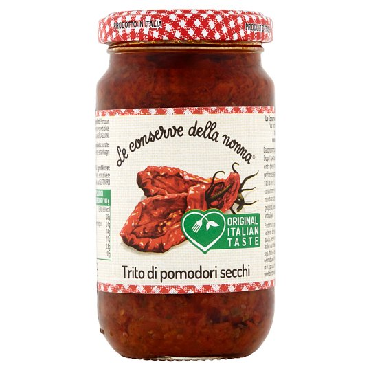 Le Conserve della Nonna Ground Dried Tomatoes 190 g