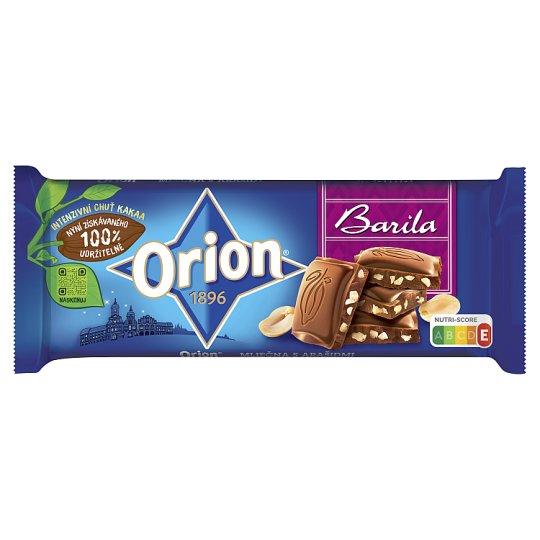 ORION Milk Chocolate Barila 100 g