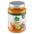 Ovko Apple with Apricots and Carrots Infant Formula 190 g