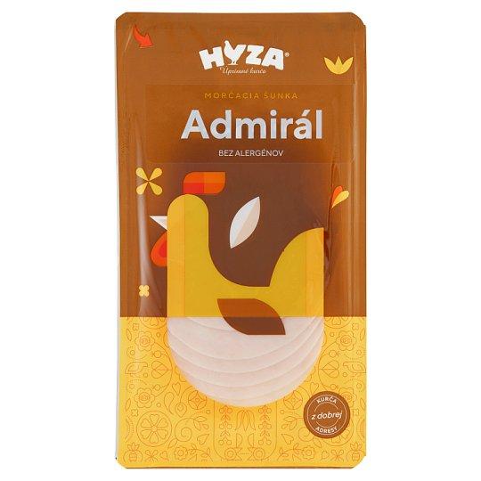 Hyza Admiral Turkey Ham Sliced 100 g