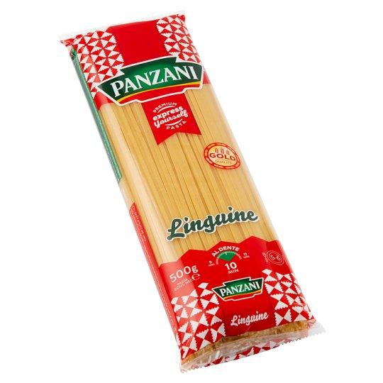 Panzani Linguine cestoviny semolinové sušené 500 g