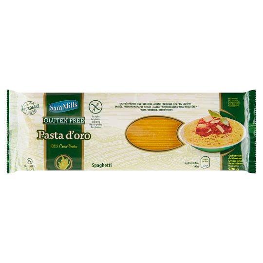 Sam Mills 100% kukuričné bezlepkové špagety 500 g