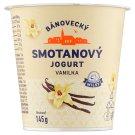 Milsy Bánovecký smotanový jogurt vanilka 145 g