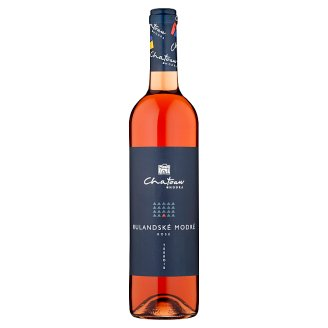 Chateau Modra Pinot Noir Rose Slovak Quality Varietal Semi-Dry Wine 0.75 L