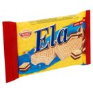 Sedita Ela Wafers with Creamy Filling Nougat Flavour and Fructose 40 g