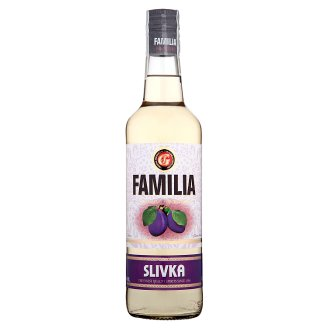 Gas Familia Slivka liehovina 0,5 l