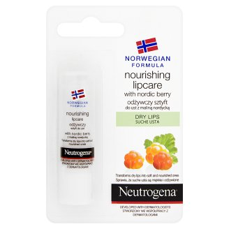 Neutrogena Nourishing Lipcare with Nordic Berry 4.9 g