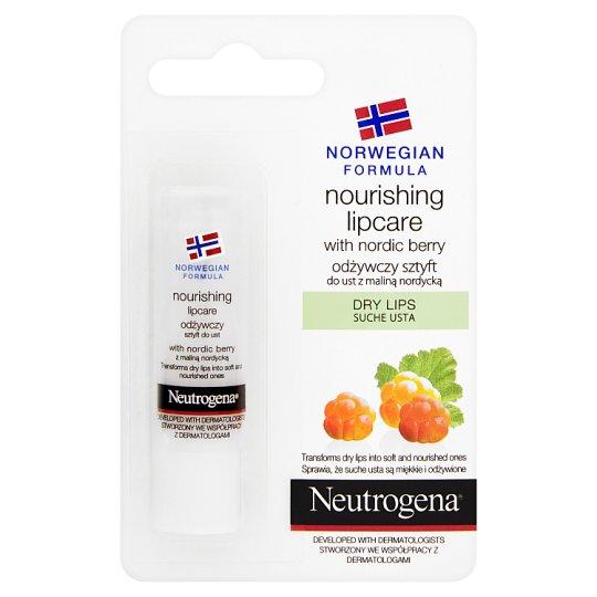 Neutrogena Nourishing Lipcare with Nordic Berry 4.9 g