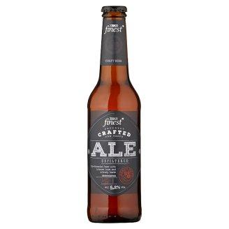 Tesco Finest ALE pivo špeciálne svetlé nefiltrované 330 ml