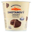 Milsy Bánovecký smotanový jogurt čokoláda 145 g