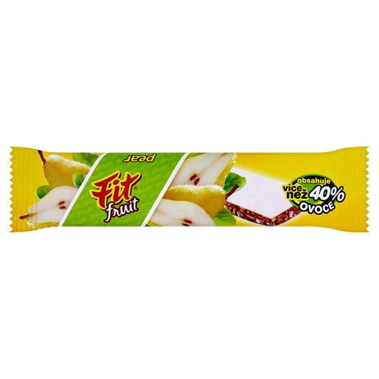 Fit Fruit Müsli Bar with Pears 23 g